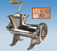 Meat Grinders (Manual & Electric)