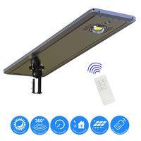 Earthtech Products 40 Watt LED Ultra High Powered Solar Street Light - 4000 Lumens