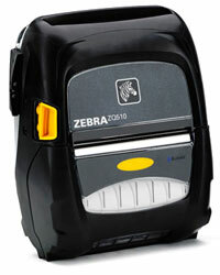 "Zebra ZQ510 Portable Label Printer (3""), BT4.0"