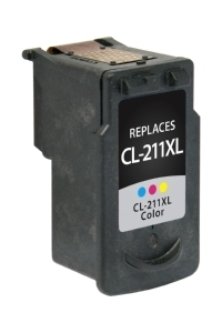 Canon CLI-211XL C Compatible Inkjet Cartridge (349 page yield) - Color