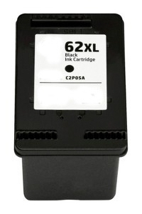 HP C2P05AN #62XL Compatible Inkjet Cartridge (600 page yield) - Black