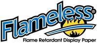 "Flameless Flame Retardant Art Rolls (48"" x 18')"