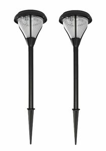 Gama Sonic Premier Garden Dual Pathway Light - Set of 2