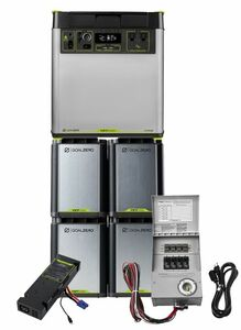 10.8 kWh Home Energy Storage Kit