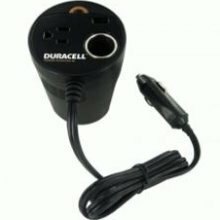 Duracell Power Inverter 130 with Advanced 2.1 Amp USB Charger