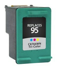 HP C8766WN #95 Compatible Inkjet Cartridge (330 page yield) - Color