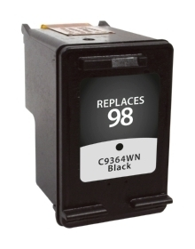 HP C9364WN #98 Compatible Inkjet Cartridge (420 page yield) - Black