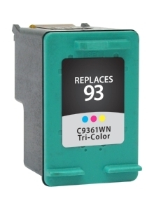 HP C9361WN #93 Compatible Inkjet Cartridge (220 page yield) - Color