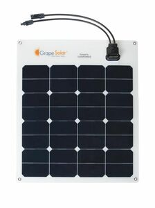 50 Watt Flexible Solar Panel