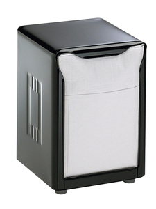 Tabletop Napkin Dispenser Lowfold - Black Pearl