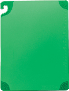 Saf-T-Grip Cutting Board - Green