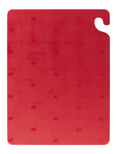 Cut-N-Carry Color Cutting Board - Red