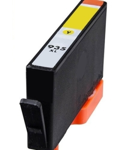 HP C2P26AN #935XL Compatible Inkjet Cartridge (1000 page yield) - Yellow