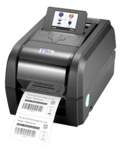 TSC TX200 203 dpi 8 ips thermal transfer desktop printer with Ethernet