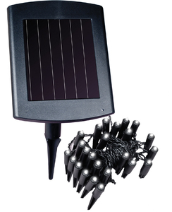 Solar Powered LED Plant and Border Light - By Maxsa Innovations - Item# 48820