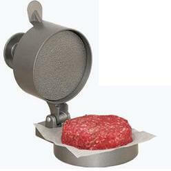 Single Hamburger Press