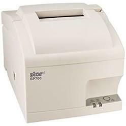 Star Micronics SP742MU US - Impact Printer, Cutter, USB, Putty, Internal UPS