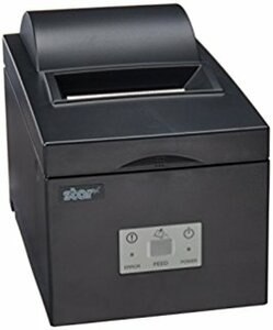Star Micronics SP542MD42 GRY - Impact Printer, Cutter, Serial, Gray, Internal UPS
