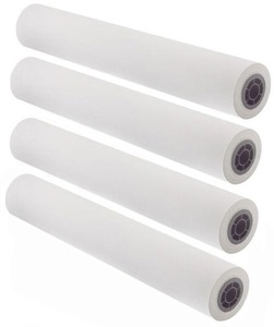 "24"" x 150' - 24# Inkjet Presentation Bond Paper, 2"" Core (4 rolls/carton) - 94 Bright"