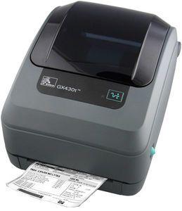 Zebra GX430 Desktop Label Printer with Cutter