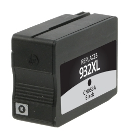 HP CN053AN #932XL Compatible Inkjet Cartridge (1000 page yield) - Black