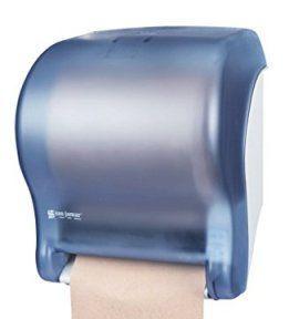 Smart Essence Paper Towel Dispenser, No Touch, Classic - Arctic Blue