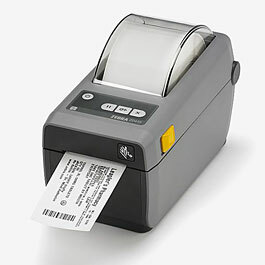 Zebra ZD410 Desktop Label Printer - Standard Model, 203 DPI with Ethernet Connectivity