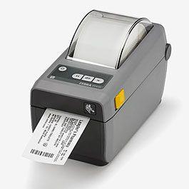 Zebra ZD410 Desktop Label Printer - Standard Model, 300 DPI with Ethernet Connectivity