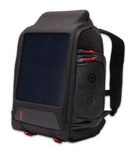 OffGrid Solar Backpack for Charging Smart Phones, Tablets and other Small Electronics