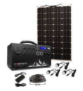 Inergy Apex Bronze Linx Lightweight Solar Generator Kit