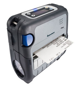 Intermec PB50 - Standard, Fingerprint/DP, Bluetooth, Standard (Must order Battery Pack separately for portable application.)