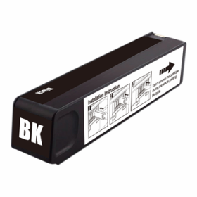 HP CN625AM #970XL Compatible Inkjet Cartridge (9200 page yield) - Black