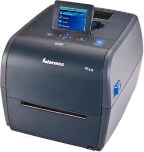 Intermec PC43t - Icon Display, 300 dpi, NA PC
