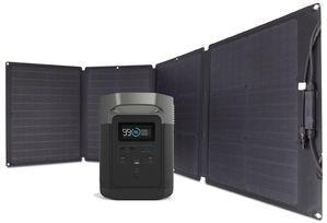 EcoFlow Delta 1300 Solar Generator Kit
