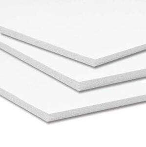 "20"" x 30"" White Foam Board- 3/16"" (10 boards per case)  <font color=red>*Clearance Item*</font>"