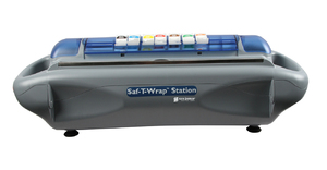 Saf-T-Wrap Station - Film, Foil & Date Label Dispenser