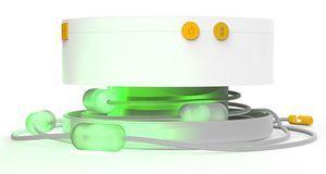 Luci Color Solar String Lights