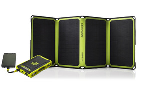 Goal Zero Venture 70 Recharger Solar Kit