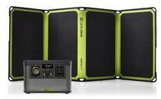 Goal Zero Yeti 200X Portable Solar Kit
