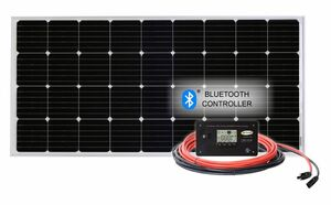 190 Watt Overlander Solar Generator Kit with Charge Controller