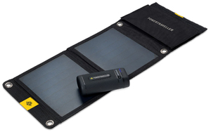 Powertraveller Sport 25 Battery and Solar Panel Kit