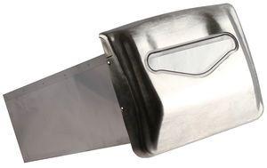 Venue In-Counter Napkin Dispenser - Fullfold - Metal Clad Satin Chrome