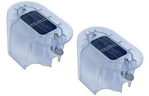 2Pk EZ Dock Solar Pocket Lites V2 for Fresh and Salt Water EZ-Docks