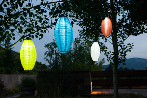 Solar Soji Pod LED Lanterns