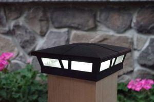 Cambridge Solar Post Cap for 6 x 6 Posts