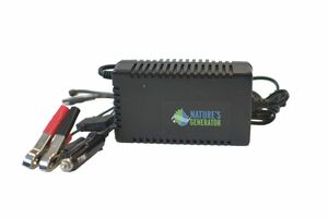 Natures Generator Battery Charger / Maintainer