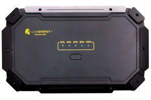 Lion Energy Safari ME Expansion Battery Pack