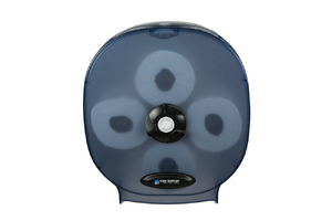 4 Station Bath Tissue Dispenser Carousel - Arctic Blue