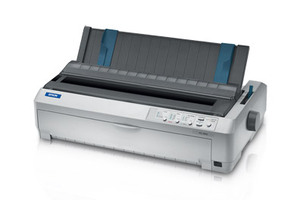 Epson FX-2190N - 9-pin Impact Printer, Wide Format (136 column), Ethernet Interface