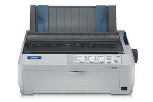 Epson FX-890 - 9-pin Impact Printer, Narrow Format, Parallel & USB Interfaces